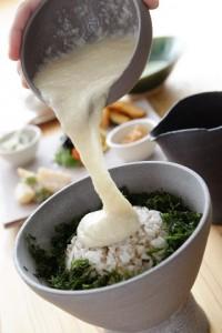 軽食堂料理1